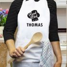 Personalised Head Chef Cookery Apron
