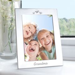 Silver Grandma Photo Frame 5x7
