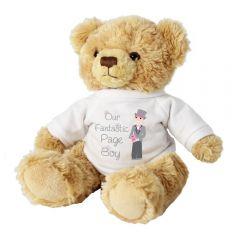 Our Fantastic Page Boy Teddy Bear