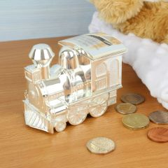 Personalised Train Design Money Box