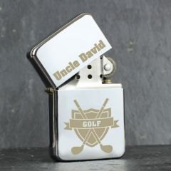 Personalised Golf Design Lighter