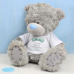 Me To You Personalised Boy's Teddy with T-Shirt: for Pageboy and Usher