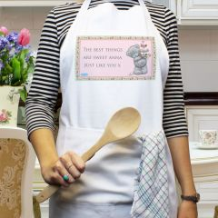 Personalised Me To You Cupcake Cookery Apron