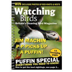 Personalised Watching Birds Diary