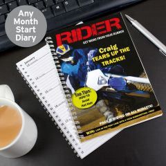 Personalised Rider Diary
