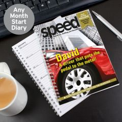 Personalised Speed Diary