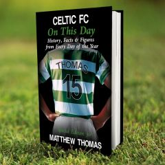 Personalised Celtic Events On This Day Book