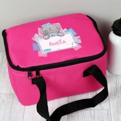 Personalised Me To You Girls Childrens Lunch Bag