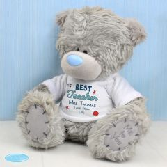 Personalised Me to You Teddy Bear with Best Teacher T-Shirt