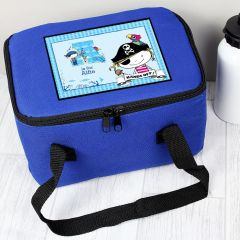 Personalised Pirate Childrens Lunch Bag