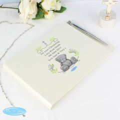 Personalised Me to You Guest Book & Pen