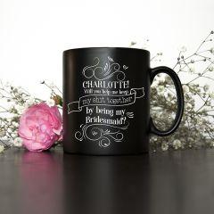 Keep My Shit Together Personalised Bridesmaid Proposal Mug