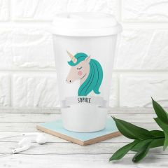 Personalised Sparkle Squad Eco Cup