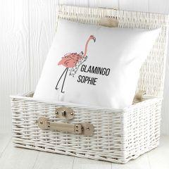 Glamingo Cushion Cover