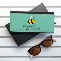 Bee You Black Wallet
