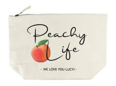Peachy Life Wash Bag