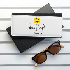 Shine Bright Black Wallet