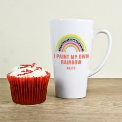 My Own Rainbow Latte Mug