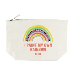 My Own Rainbow Wash Bag