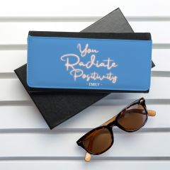 Radiate Positivity Black Wallet