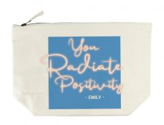 Radiate Positivity Wash Bag