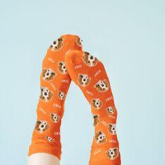 Personalised Pet Photo Socks