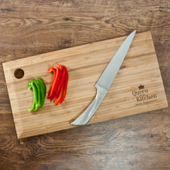 Queen of the Kitchen Chopping Board