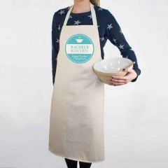 Personalised Everything Stirred with Love Apron