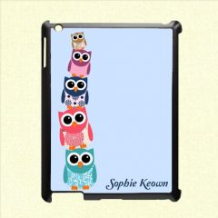 Personalised Owlie Tablet and iPad Case
