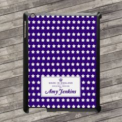 Personalised Stars iPad and Tablet Case