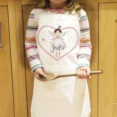 Personalised Fairy Princess Design Children's Apron