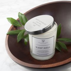Personalised Sleep Well Luxury Scented Candle