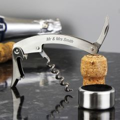 Personalised Waiters Friend Multi Corkscrew Tool Set