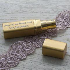 Classic Personalised Perfume Atomiser