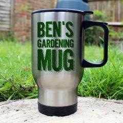 My Gardening Mug