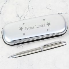 Good Luck Pen & Box Set