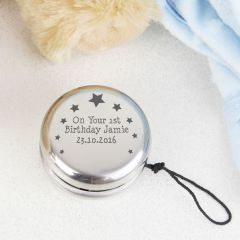 Personalised Stars YOYO Keepsake