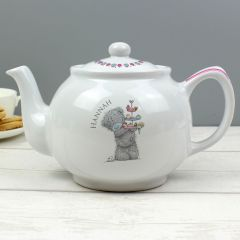 Me To You Personalised Cupcake Teapot