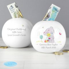Personalised Tiny Tatty Teddy Cuddle Bug Design Money Box