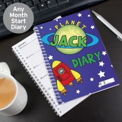 Personalised Space - Diary