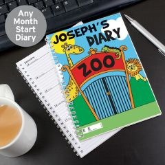 Personalised Zoo - Diary
