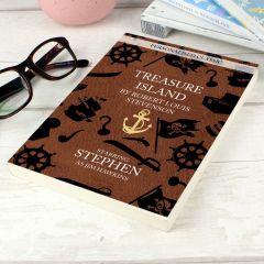 Personalised Treasure Island Novel - 1 Character