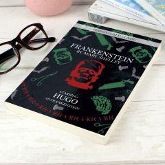Personalised Frankenstein Novel - 1 Character