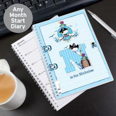 Personalised Pirate Diary