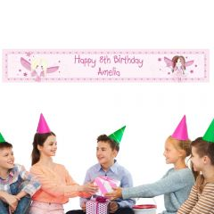 Personalised Fairy Design Banner