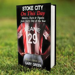 Personalised Stoke Events On This Day Book