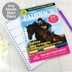 Personalised Your Paddock Diary