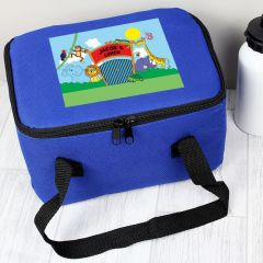 Personalised Zoo Childrens Lunch Bag