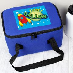 Personalised Space Design Lunch Bag