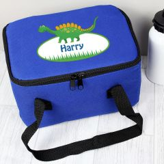 Personalised Dinosaur Childrens Lunch Bag